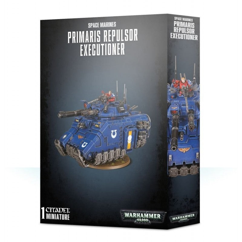 Warhammer 40000: Space Marines Primaris Repulsor Executioner