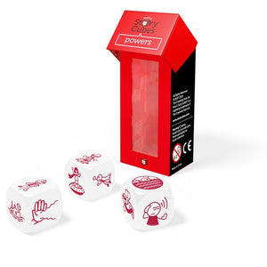 Story Cubes: Poderes