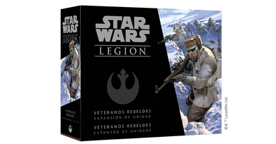 Star Wars Legión: Veteranos Rebeldes
