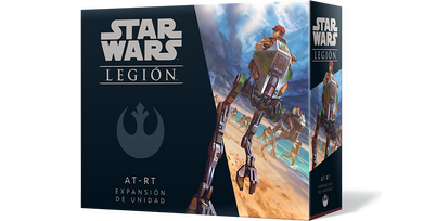 Star Wars Legión: AT-RT Unidades Rebeldes