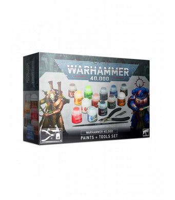Warhammer 40000: Paints+Tools