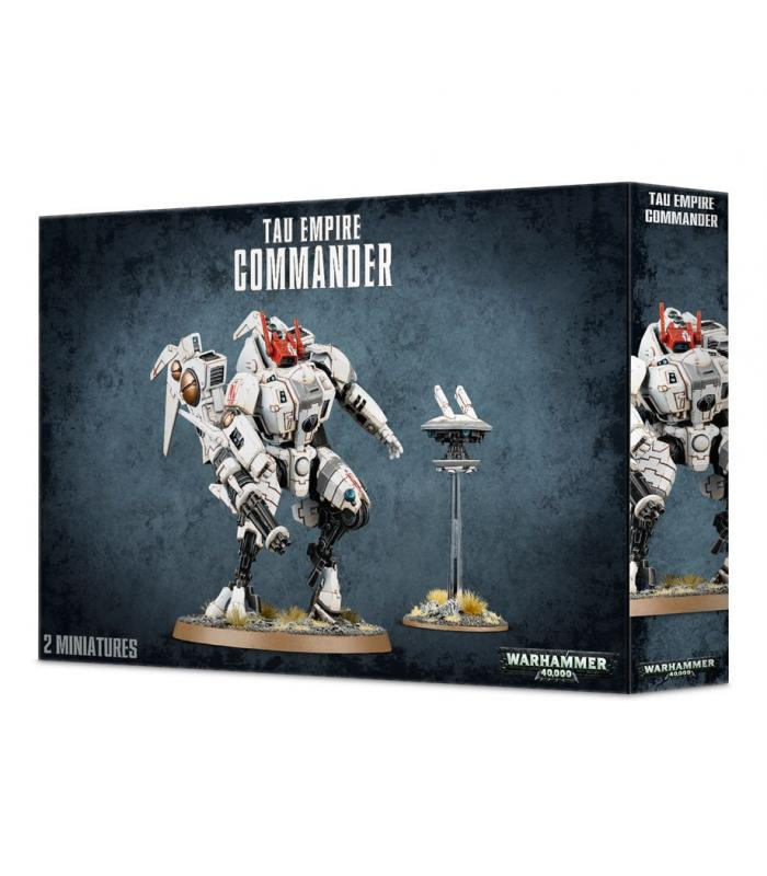 Warhammer 40K: Tau Empire Commander