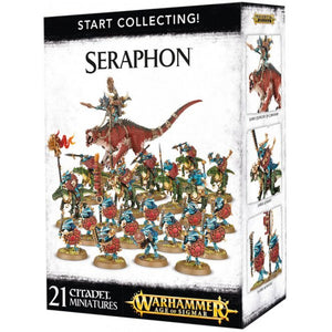 Warhammer Age og Sigmar: Start Collecting! Seraphon