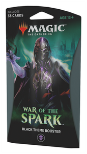 Theme Booster - War of the Spark (Inglés)