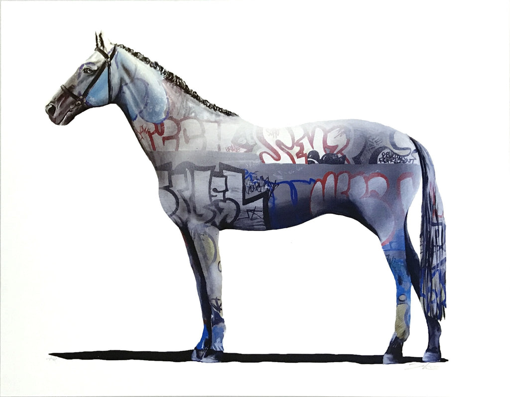 Shai Dahan - The Graff Equestrian II