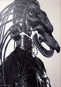 Czarnobyl X-ter: Fetish - prettyportal artshop, limited edition prints, urban contemporary art, streetart