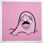 Mr. Penfold : untitled pink