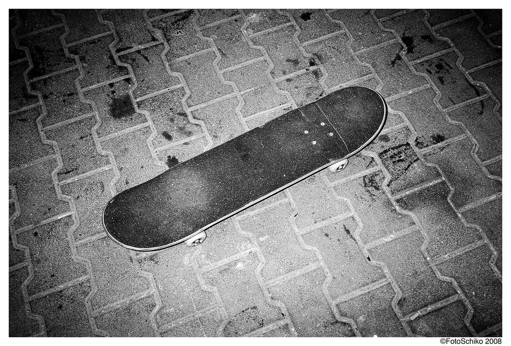 FotoSchiko - Skateboard graphic