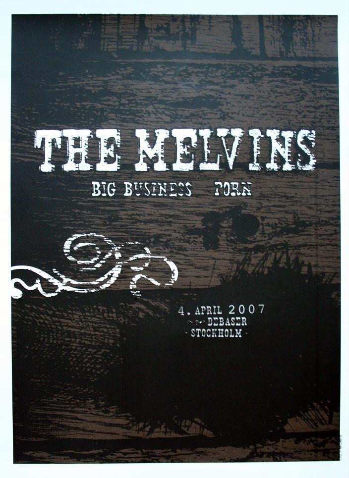 Slowboy: Melvins Big Business Porn IV
