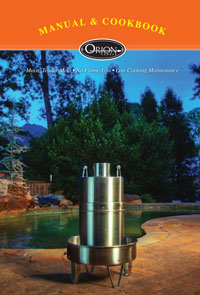 Orion Cooker Manual