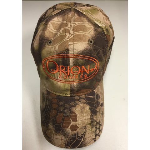 Orion Cooker Kryptek Highlander Camo Hat