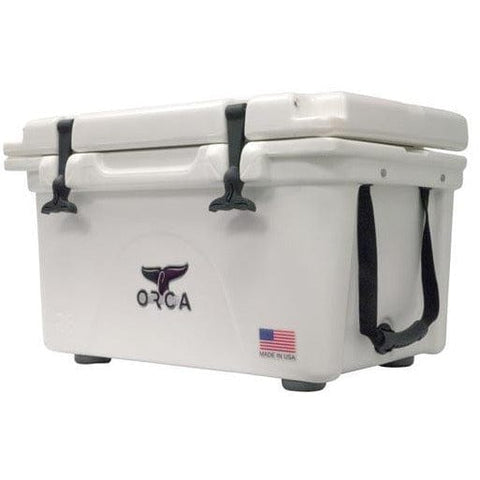 ORCA 26-Quart White Cooler
