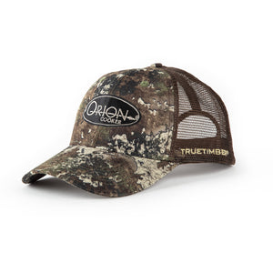 Orion Cooker Camo Hat Left