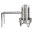 Orion Cooker Stainless Steel Table