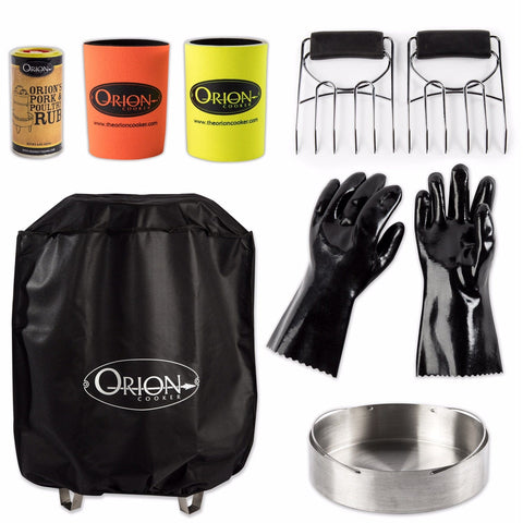 The Orion Cooker Starter Bundle