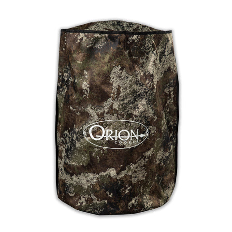 Small Orion Cooker® Weather Resistant Camo Cover