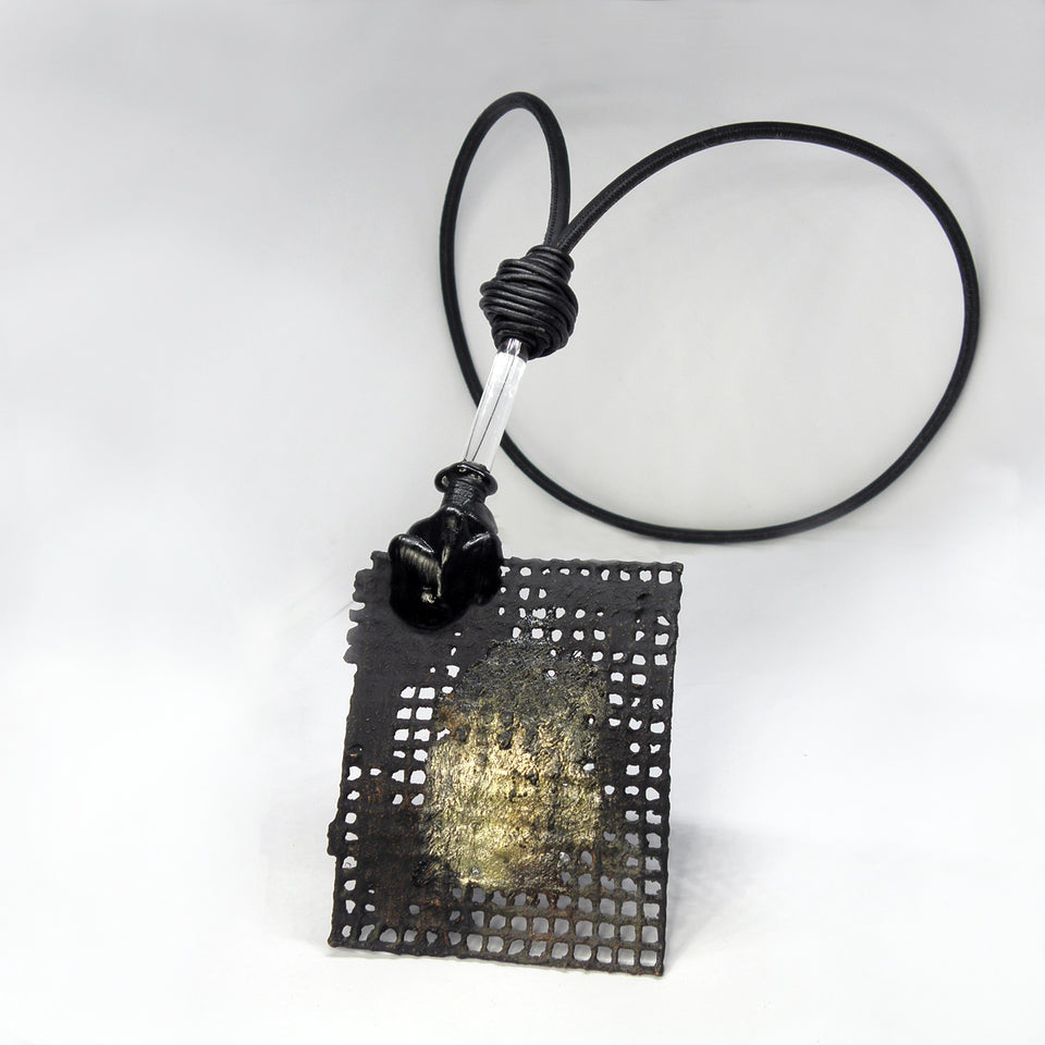 SOMEWHERE IN SPACE, pendant necklace