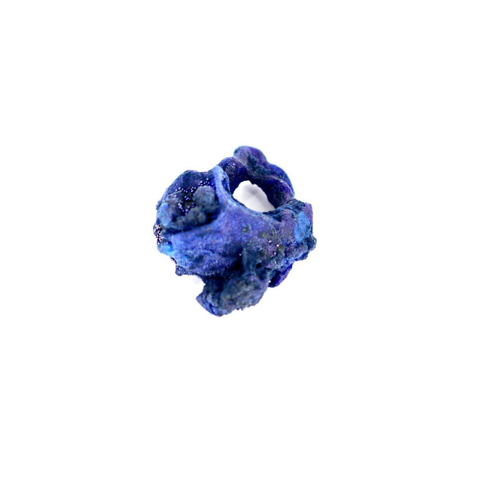 Resin intermezzo in blue (large)