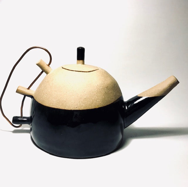 Tea-pot with genuine character