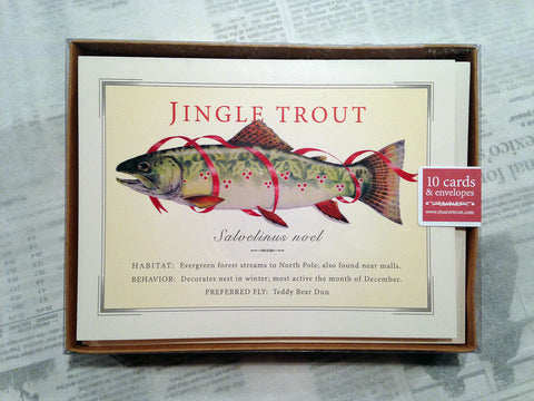 Jingle Trout Box Set