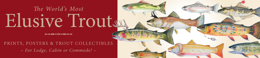 The World's Most Elusive Trout