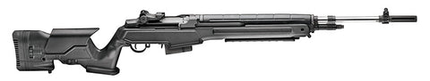Springfield Armory M1A-Precision Adjustable Rifle-NATIONAL MATCH CALIFORNIA LEGAL-.308-Black