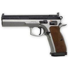 CZ 75 Tactical Sport 9mm - California Legal