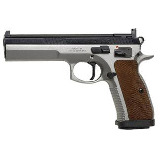 CZ 75 Tactical Sport .40 S&W - California Legal