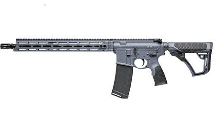 Daniel Defense M4V7(M LOK) CALIFORNIA LEGAL 5.56 - Tornado Grey
