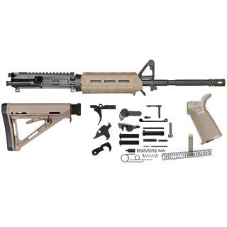 Del Ton Rifle Kit- M4 FDE Magpul Furniture- CALIFORNIA LEGAL- 5.56