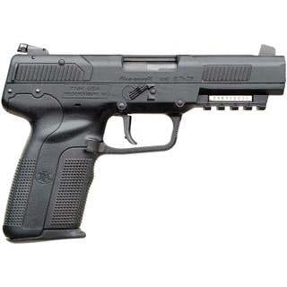 FNH Five-Seven CALIFORNIA LEGAL -5.7x28 Black