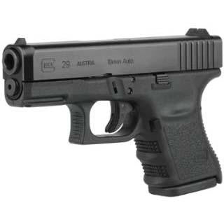Glock 29 Gen3 CALIFORNIA LEGAL - 10mm