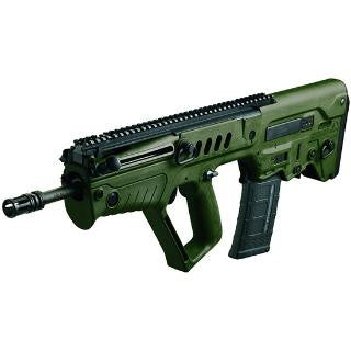 IWI TAVOR SAR 18 CALIFORNIA LEGAL 5.56- OD Green