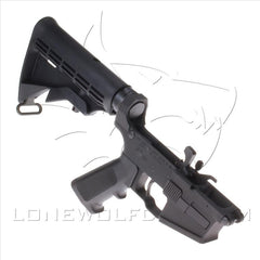 Lone Wolf AR-Receiver Complete Carbine Glock Compatible