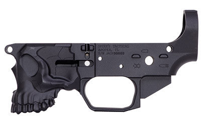 SPIKE'S TACTICAL THE JACK BILLET LOWER- CALIFORNIA LEGAL