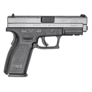 "Springfield Amory XD9 Bi-tone 4"" - California Legal"