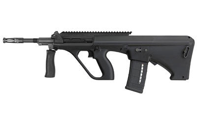 Steyr Arms AUG A3 M1( Long Rail) NATO STOCK CALIFORNIA LEGAL 5.56- Black