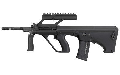 Steyr Arms AUG A3 M1(1.5x Optic ) NATO STOCK CALIFORNIA LEGAL 5.56- Black