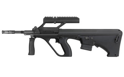 Steyr Arms AUG A3 M1(3.0x Optic) CALIFORNIA LEGAL 5.56- Black