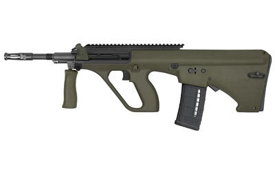 Steyr Arms AUG A3 M1(Long Rail) NATO STOCK CALIFORNIA LEGAL 5.56- GREEN