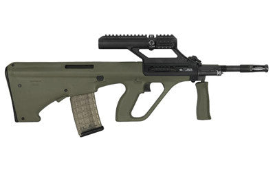 Steyr Arms AUG A3 M1(1.5x Optic) NATO STOCK CALIFORNIA LEGAL 5.56- GREEN