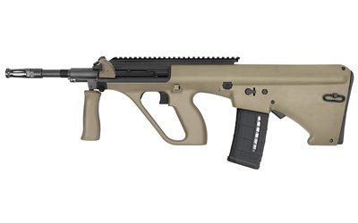Steyr Arms AUG A3 M1(Long Rail)NATO STOCK CALIFORNIA LEGAL 5.56- Mudd