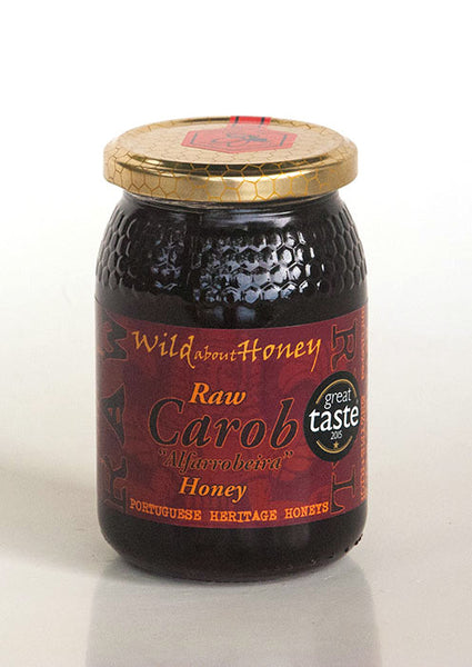 Raw Carob Honey