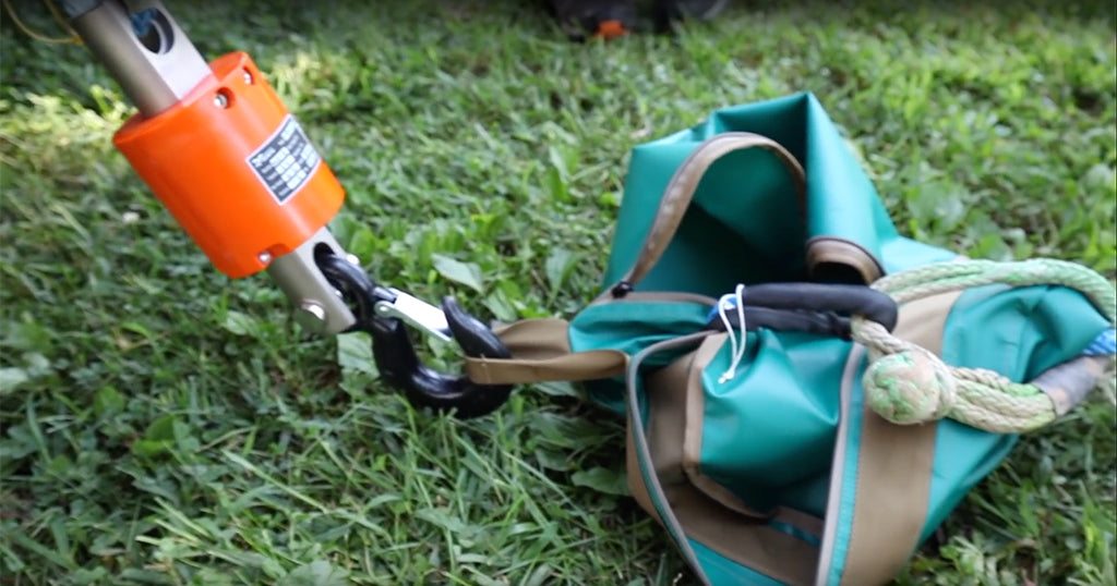 Blue Ridge Overland Gear Tests the Skottle Carry Bag
