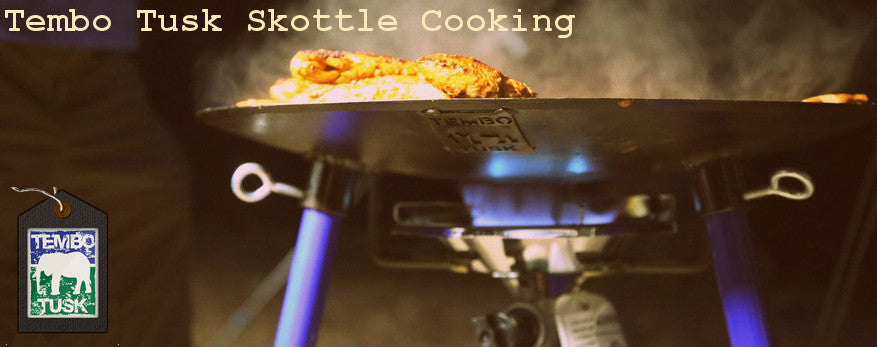 skottle cooking jeep