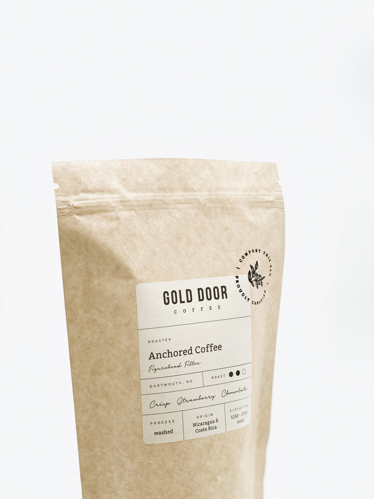 Gold Door Coffee Featured May Roaster Anchored Coffee