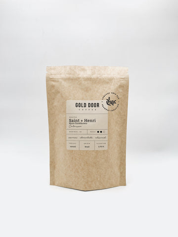 Gold Door Coffee Ltd. Zero-Waste Coffee Subscription Featured February Roaster Saint Henri Mirco Torréfacteur from Montreal Canada