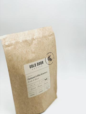 Gold Door Coffee Zero Waste Canadian Coffee Subscription Featured April Roaster Flatland Coffee Roasters