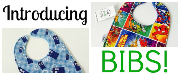 Introducing Bibs!