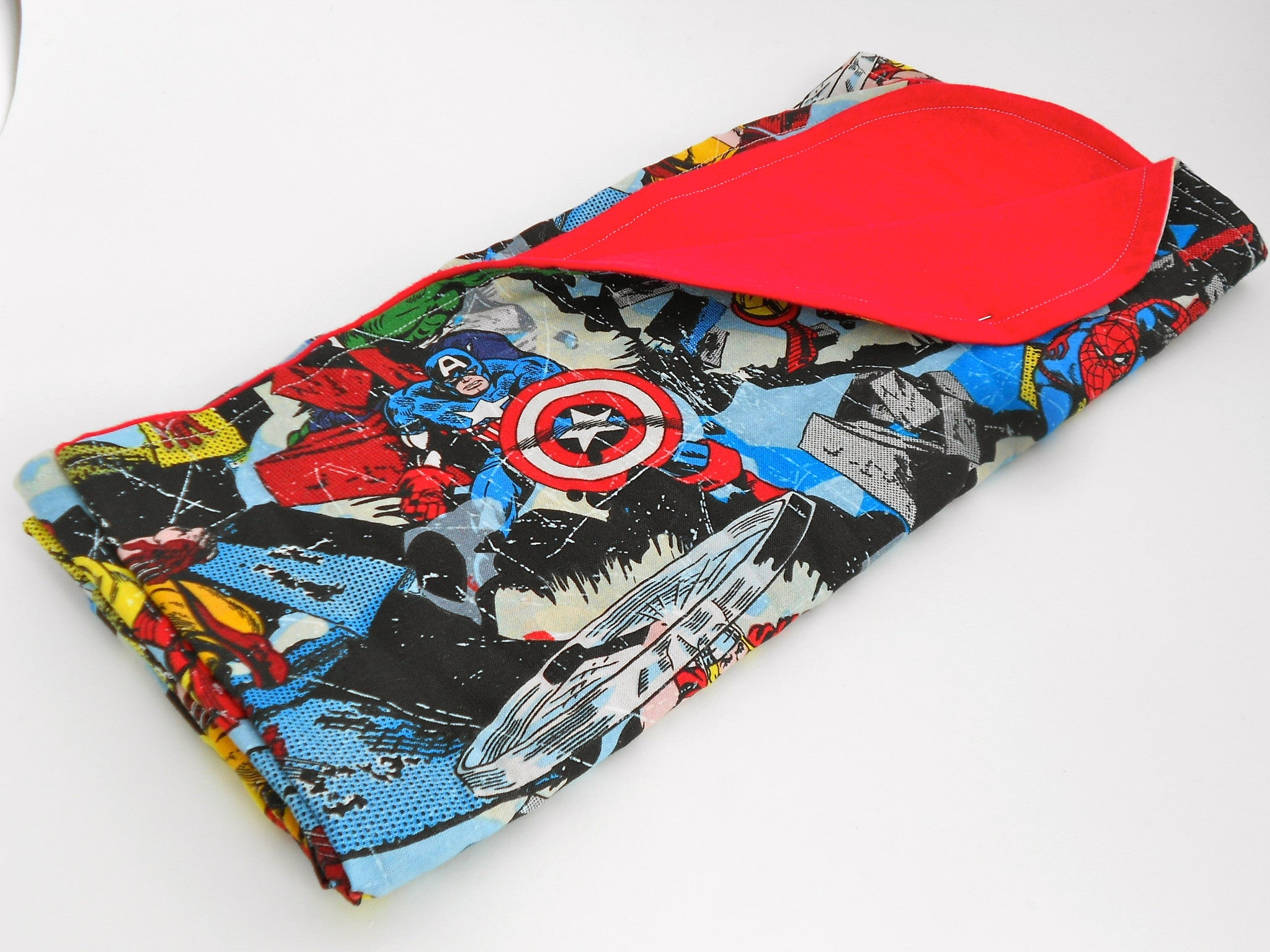 Marvel Avengers Smash Blanket